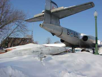 Campbellford's CF-100